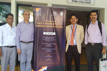 Workshop on Policy And Practice Of Merger Control In India